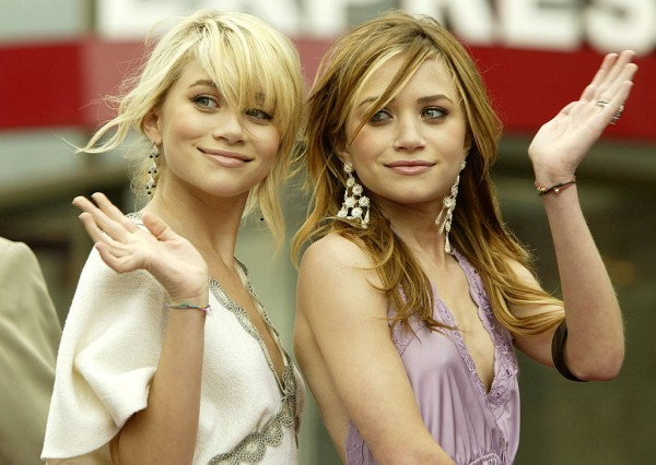 Mary-Kate Olsen and Ashley Olsen Receive their Star on the Hollywood Walk of Fame