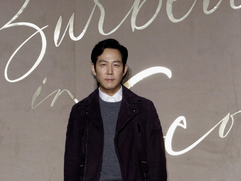 Squid Game Actor Lee Jung Jae