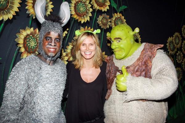 Donkey And Shrek