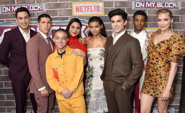 Premiere Of Netflix's