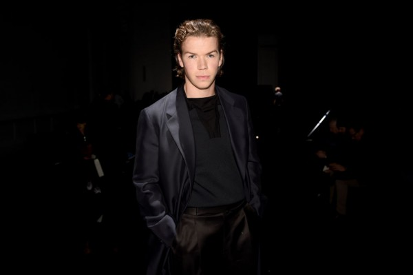 Will Poulter attends Dunhill : Front Row - Paris Fashion Week - Menswear F/W 2020-2021