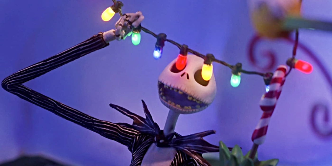Jack skellington nightmare before christmas