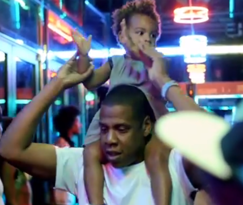 Jay Z, Blue Ivy