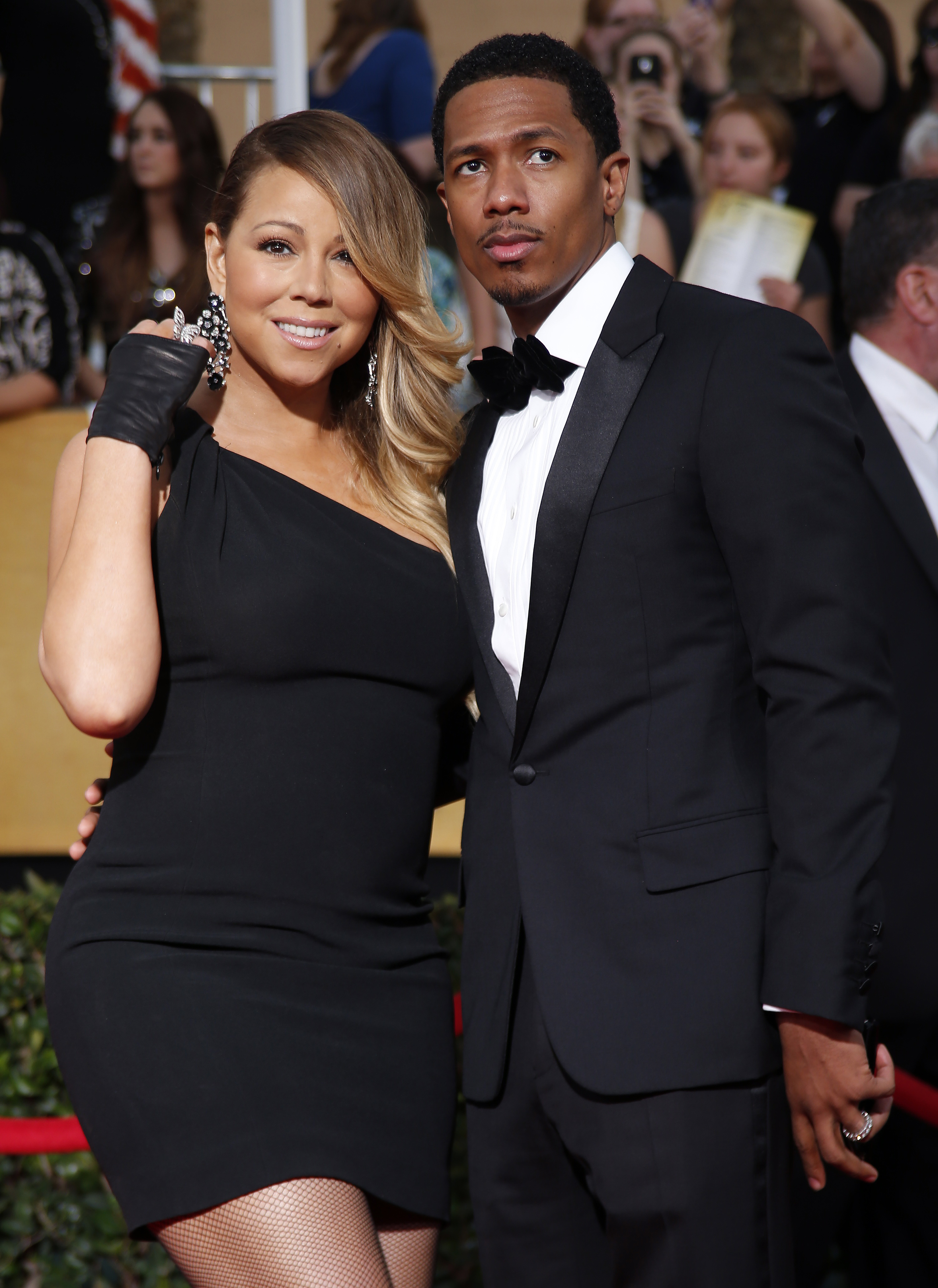 Nick Cannon Cheated on Wife Mariah Carey With Two Women ...