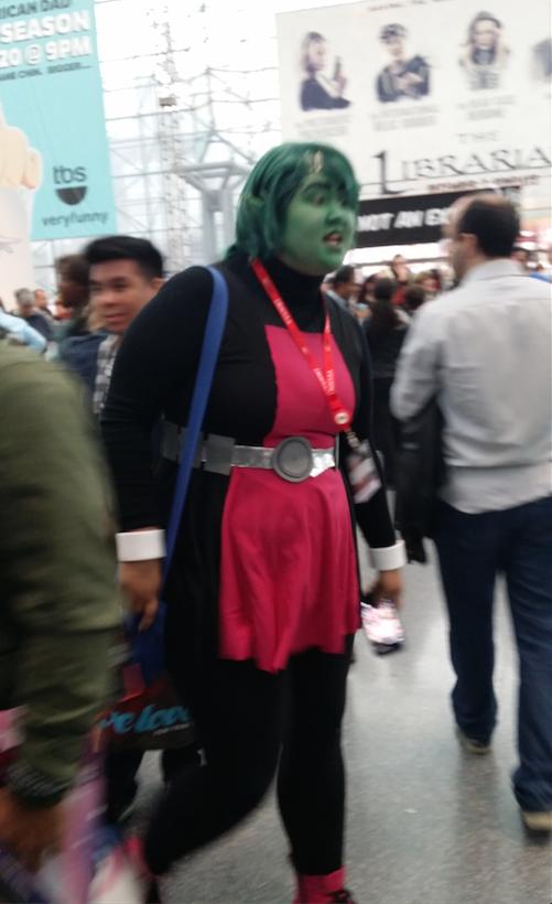 2014 New York City Comic Con