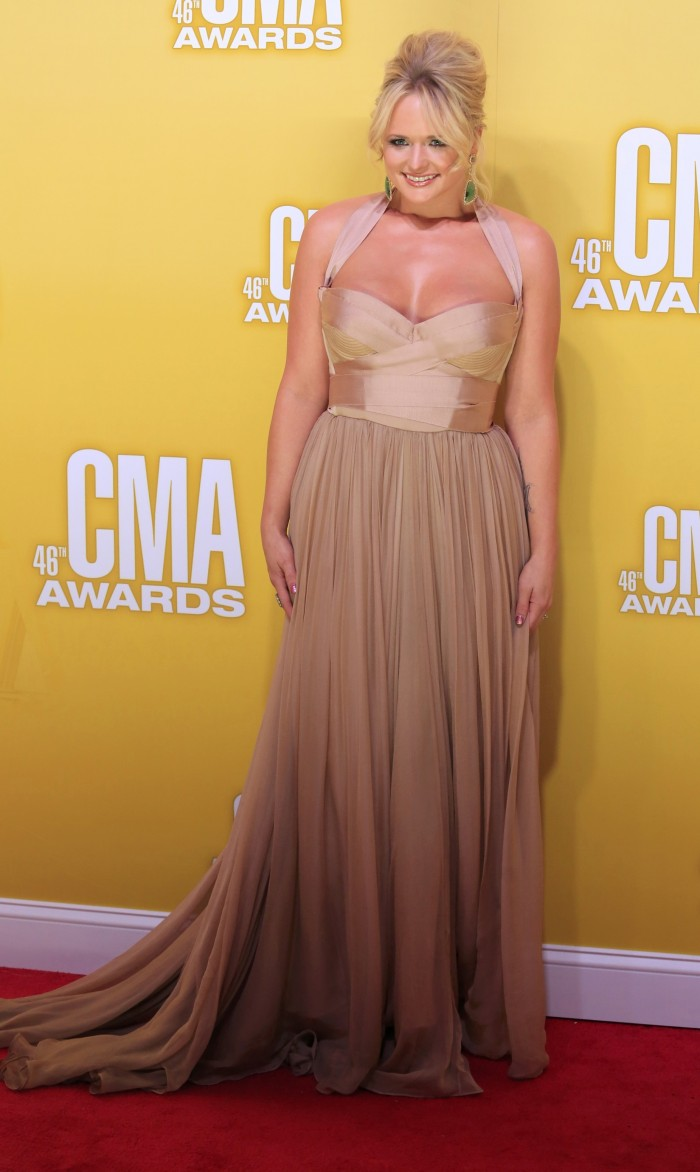 Taylor Swift in Ralph Lauren   2013 Country Music Awards