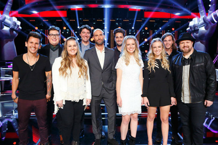 The Voice' Results 2015: Top 9 Contestants Has Been Revealed