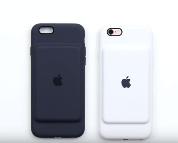 iPhone 6S Battery Case Design