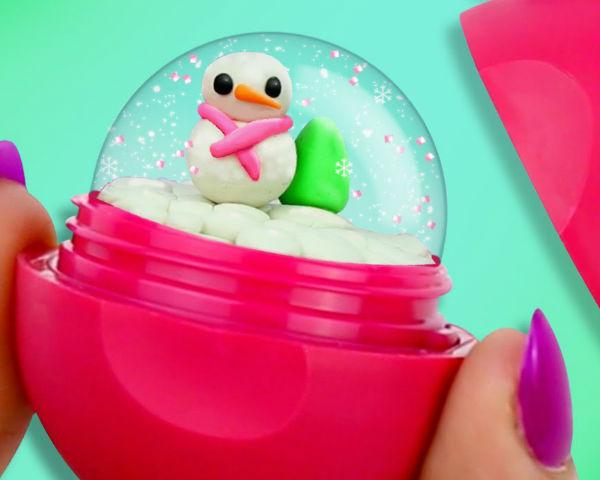 DIY Mini Snow Globe