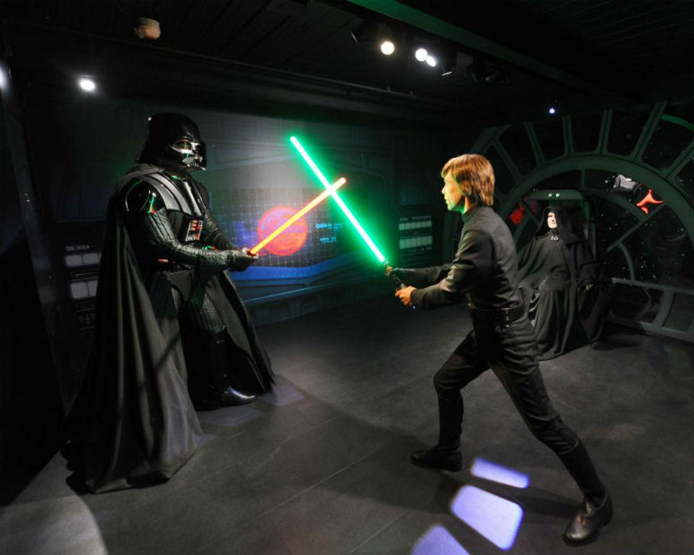 'Star Wars' Parody 2015