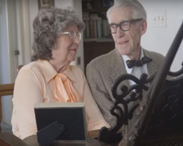 Grandparent's 60th Anniversary