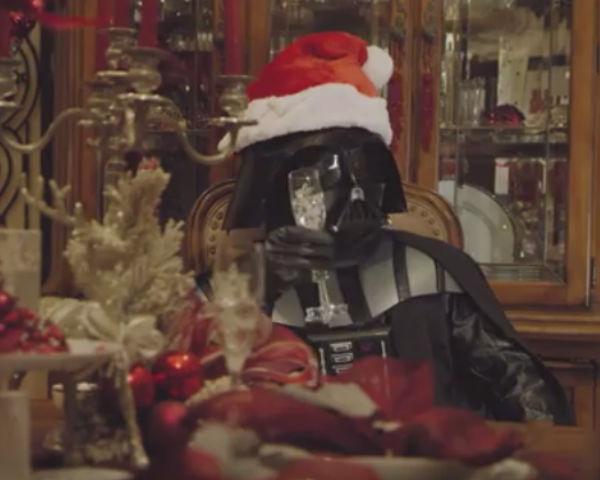 Darth Santa 2015