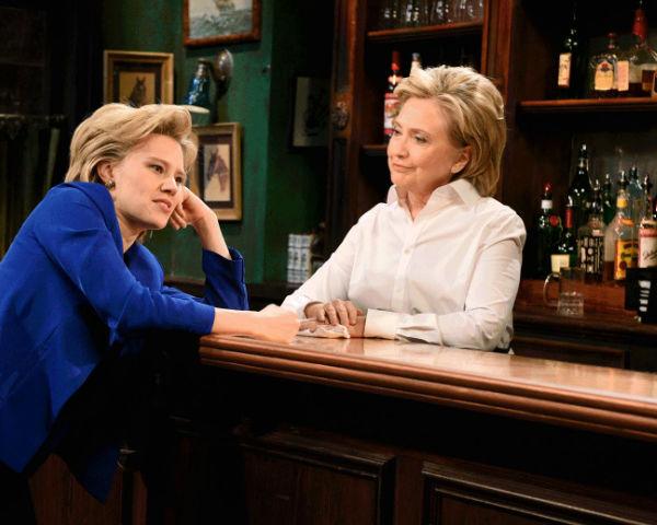 A Hillary Christmas - SNL