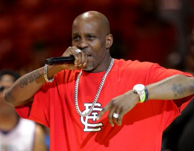 DMX hospitalized due to heart attack
